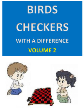 Birds -- Checkers with a DIFFERENCE    Volume 2