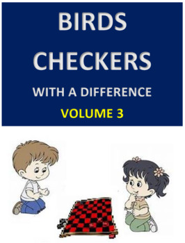 Birds -- Checkers with a DIFFERENCE   Volume 3