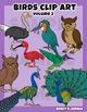 Birds Clip Art Set Volume 2
