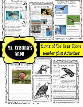 Birds of the Sea Shore