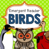Birds Emergent Reader