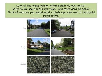 Bird's - Eye View Mapping
