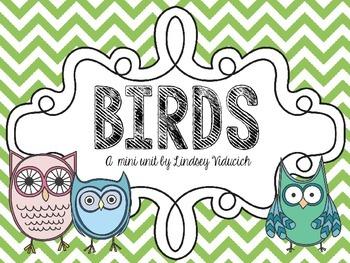 Birds Mini Unit