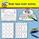 Birds Nest Craft Activity