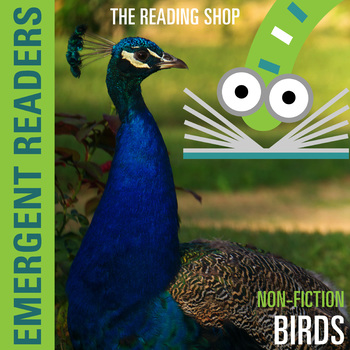 Birds Nonfiction Reading Book and Animal Sort