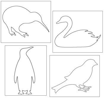 Birds: Pin-Poke & Cutting