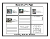 Birds Poetry Pack