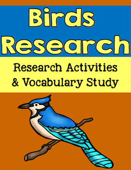 Birds Research Activities