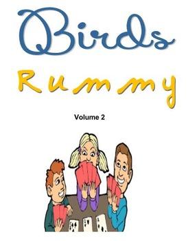 Birds  Rummy  Volume 2