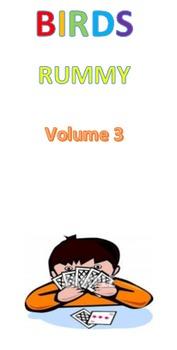 Birds Rummy Volume 3