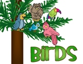 Birds Shared Reading Poem - Sight word= SOME