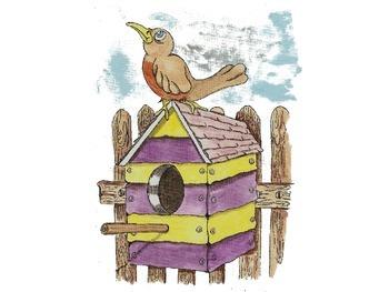 Birds and Their House's