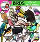 Birds clip art Mega bundle- 82 items!