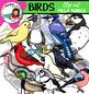 Birds clip art - Big set of 82 items!