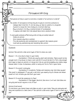 Science Math and Language Arts Unit About Birds- Elementary Grades