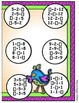 Birds of a Feather Addition and Subtraction Equations File