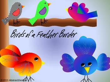Birds of a Feather Border