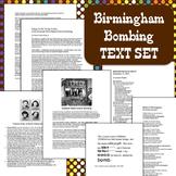 Birmingham Bombing Text Set (Civil Rights)