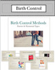 Birth Control Lesson- PowerPoint and Notes Worksheet for Sex Ed./Contraception