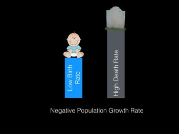 Birth, Death and Population Growth Rate: A Short Introduction (Keynote '09)
