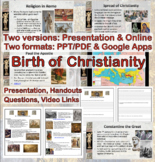 Ancient Rome: Birth and Spread of Christianity
