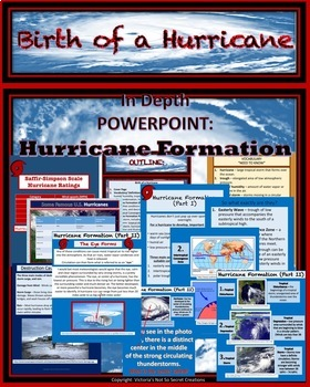 Birth of A Hurricane (Presentation for Smart-boards or Printing) PDF