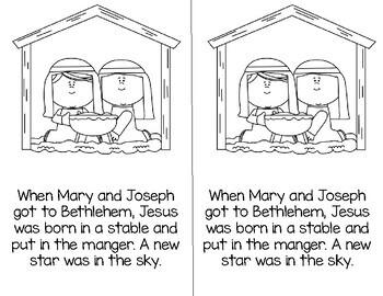 Birth of Jesus Differentiated Reader