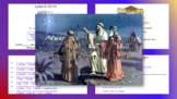 Birth of Jesus: From Zacharias Through Return From Egypt