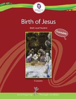 Birth of Jesus: Multi-level Traceable Student