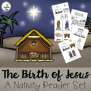 Birth of Jesus Nativity Readers