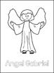 Birth of Jesus Printable Color Sheets. Preschool Bible Stu