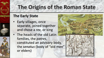 Ancient Rome: Birth of the Roman Republic