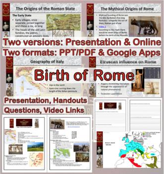 Ancient Rome: Birth of the Roman Republic
