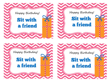 Class Birthday Display | Class Birthday Poster Set
