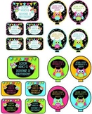 Birthday Balloon Classroom Decor Pack