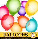 Birthday Balloon Clip Art