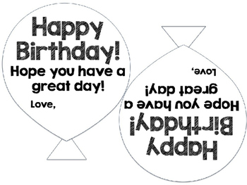 graphic about Balloon Template Printable identify Birthday Balloon Templates