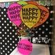Birthday Balloons for Students - Editable