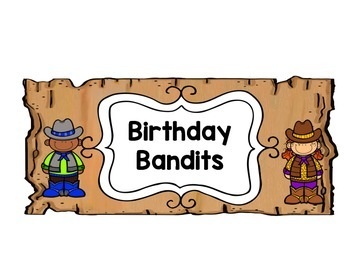 Birthday Bandits
