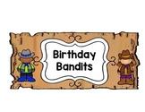 Birthday Bandits