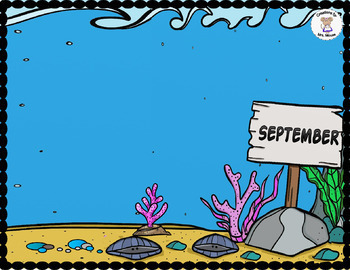 Birthday Banners/Posters - Fish Theme