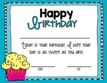 Birthday Bash!!