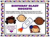 Birthday Blast Rockets