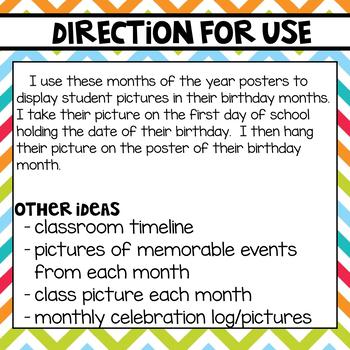 Birthday Board Bulletin Board Display