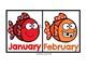 Birthday Board- Fish Theme
