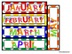 Birthday Board - Primary Colors
