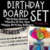Birthday Board Set