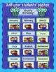 Birthday Board and Banner Classroom Decor