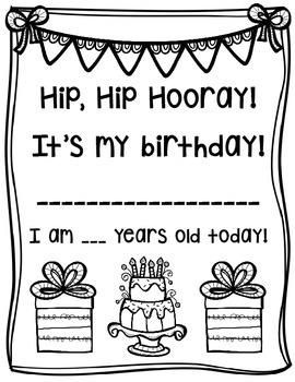 Birthday Book