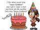 Birthday Book: INTERACTIVE